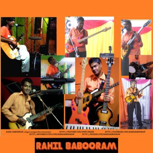 Rahil Babooram - Singles